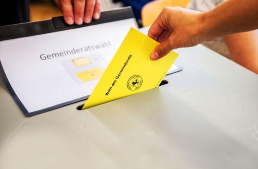 Kritik von Wahlhelfern beschäftigt  Landtag