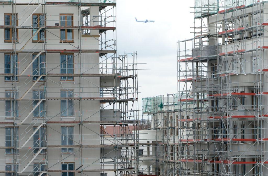 Für den kauf von Immobilien sollen wieder mehr Kredite zur Verfügung gestellt werden. Foto: dpa