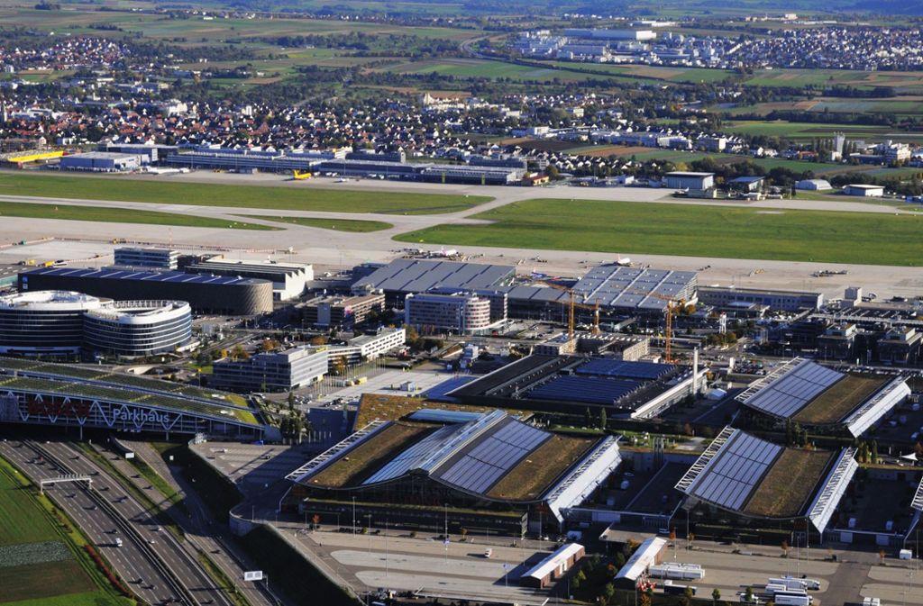 Nun herrscht Klarheit, was bei Stuttgart 21 am Flughafen entstehen soll. Foto: Storck