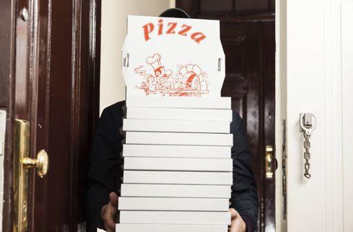 Drogenlieferanten tarnen sich während des Lockdowns als Pizzaboten