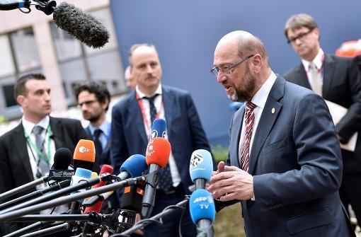 Wer kommt nach Martin Schulz?