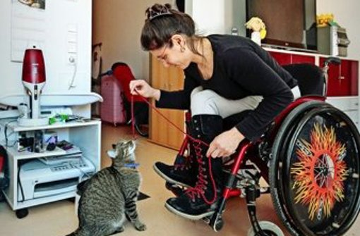 Behinderte klagt sich in den Job zurück