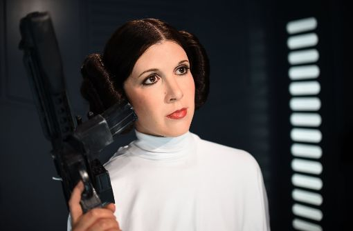 Wie geht es weiter mit Prinzessin Leia?