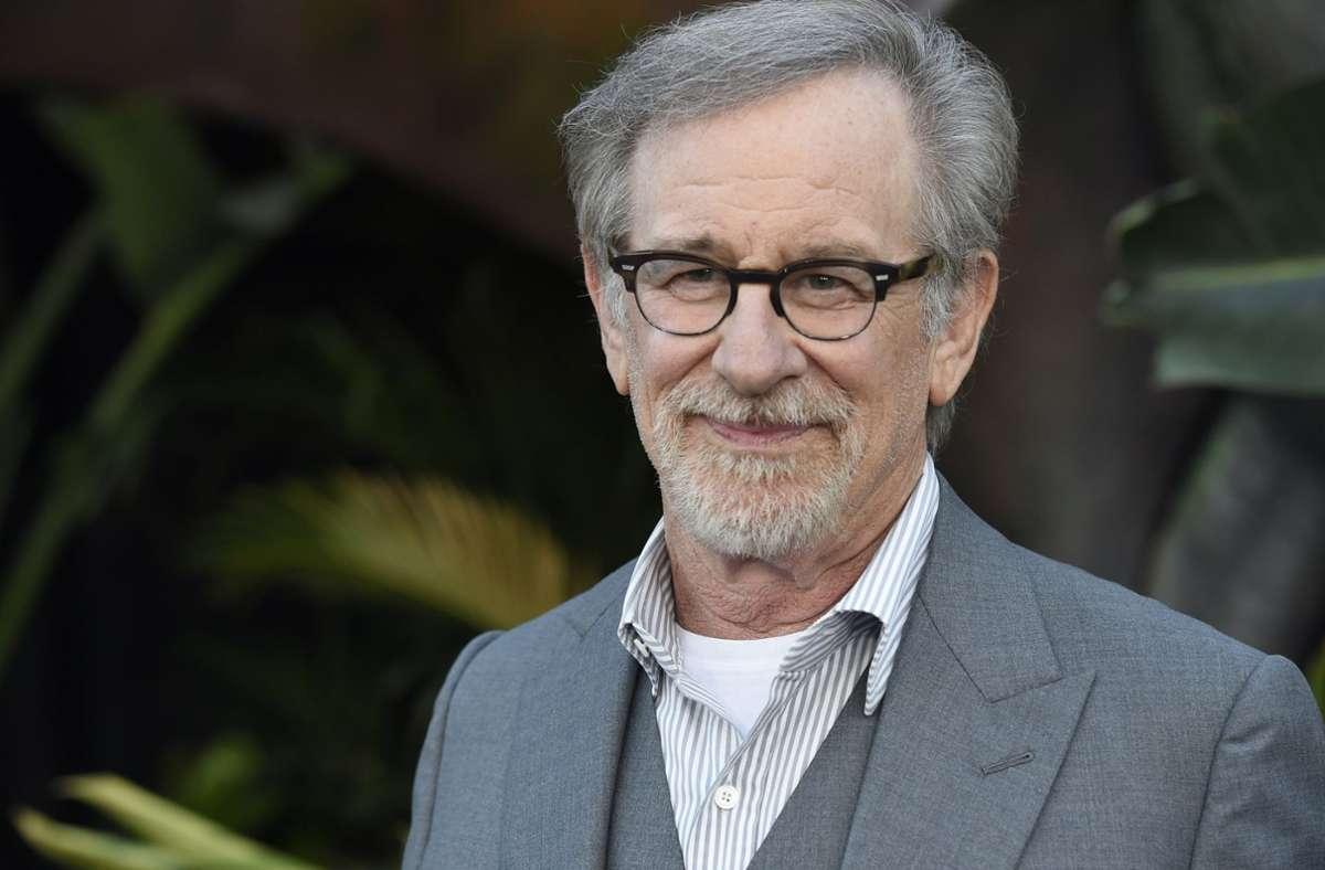 Regisseur Steven Spielberg produziert eine Serie für Netflix. Foto: dpa/Chris Pizzello