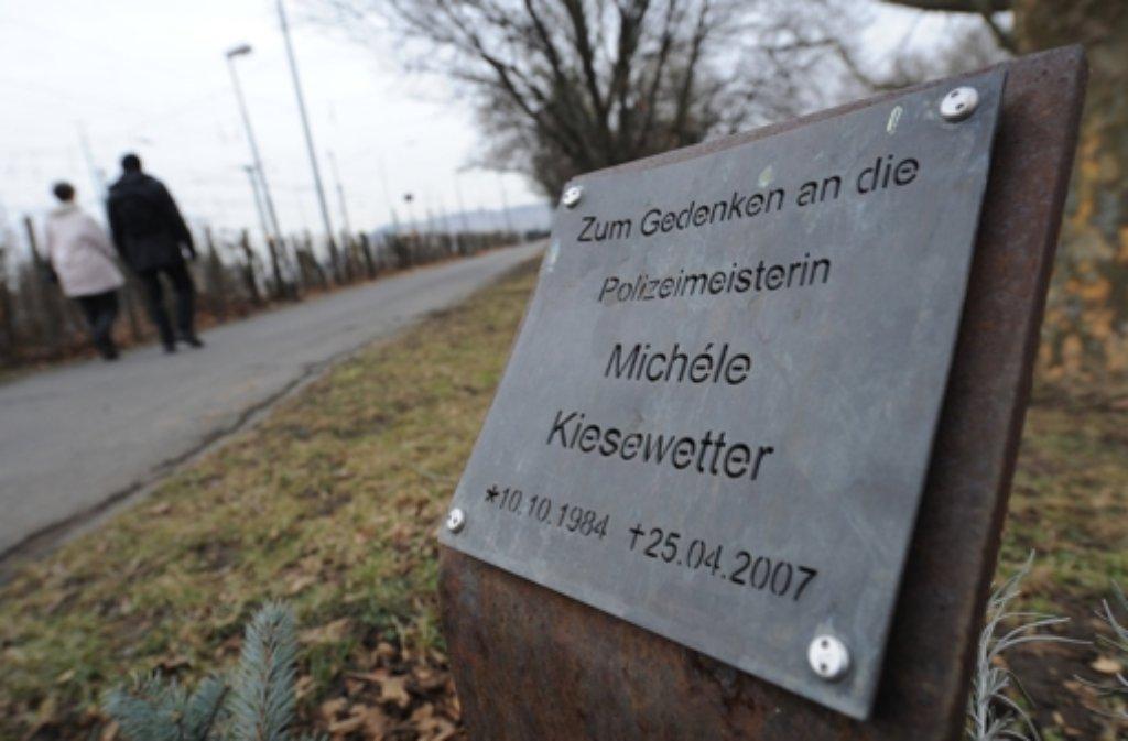 Welche Infos gibt es zum Mord an der Polizeibeamtin Michèle Kiesewetter 2007 in Heilbronn? Unter anderem mit dieser Frage will sich die Enquete-Kommission befassen. Foto: dpa