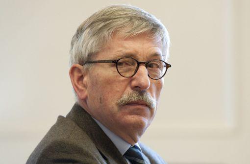 Thilo Sarrazin kündigt Berufung  an