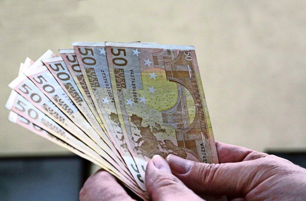 Filderstadt nimmt nochmals mehr Geld ein als ursprünglich  gedacht. Foto: Patricia Sigerist