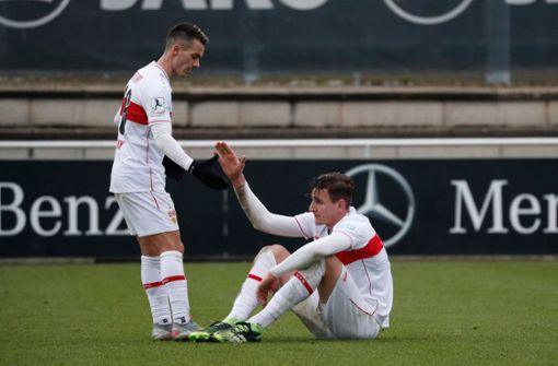 VfB-Nachwuchs verliert in letzter Minute gegen den Tabellen-Zweiten