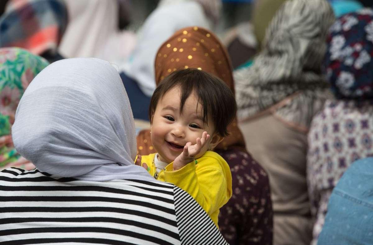 Das Flüchtlingshilfswerk der Vereinten Nationen ruft die Nachbarländer auf, Geflüchtete aus Afghanistan aufzunehmen. (Archivbild) Foto: dpa/Boris Roessler