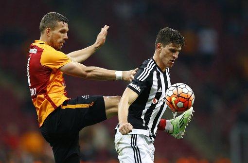 Gomez entscheidet Istanbul-Derby