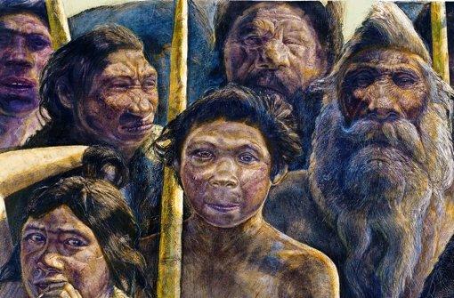 Ein neues Bild der Menschen vor 400 000 Jahren. Foto: Truba/Madrid Scientific Films