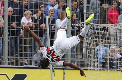 5:1 – VfB II deklassiert die Kickers