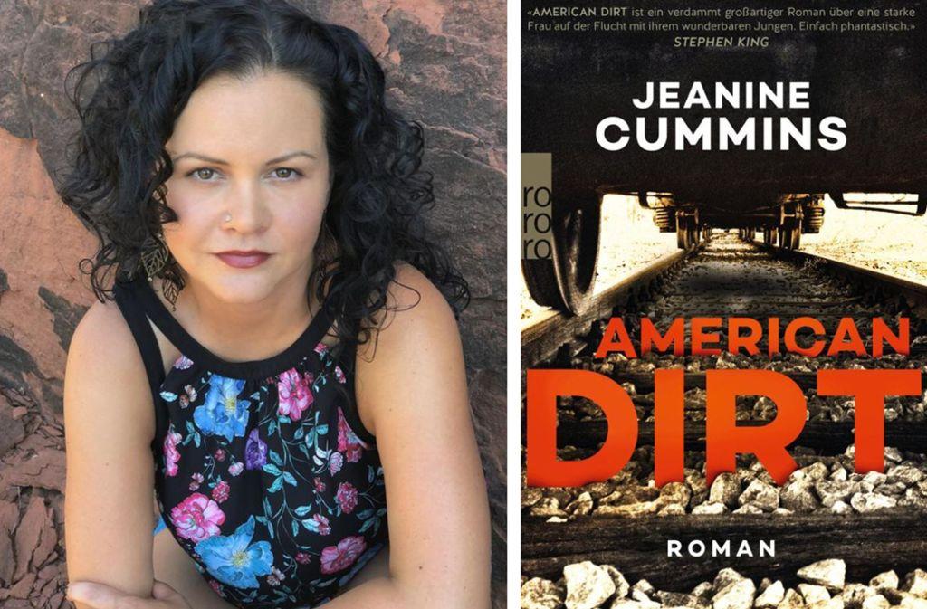 """Debattenstoff: Jeannine Cummins' Roman """"American Dirt"""". Weitere interessante Neuerscheinungen finden Sie in unserer Bildergalerie. Foto: dpa/Joseph Kennedy, Rowohlt"""
