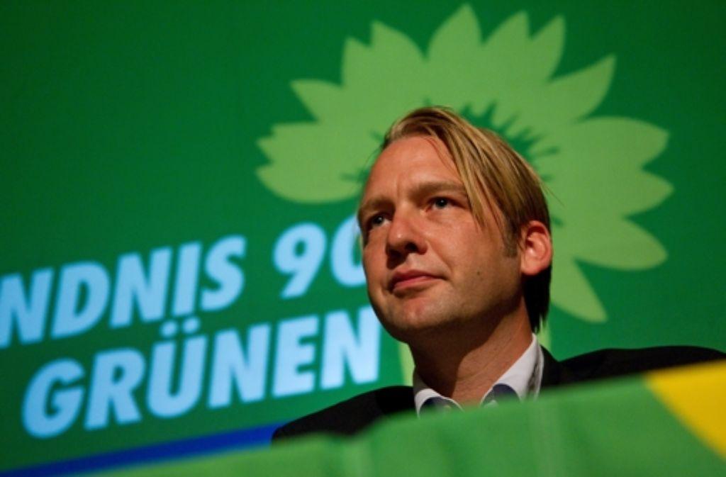 Der Stuttgarter Kreisvorsitzende der Grünen, Philipp Franke, gibt sein Amt zum 12. Januar auf. Foto: Frank Eppler