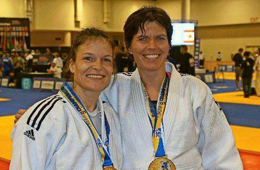 Weltmeisterinnen im Doppelpack