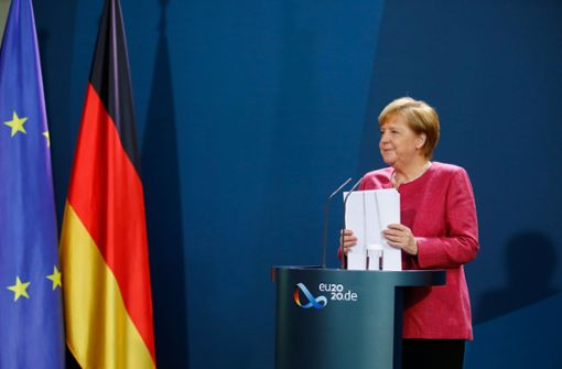 Das hat Angela Merkel mit den Großstadt-Bürgermeistern vereinbart