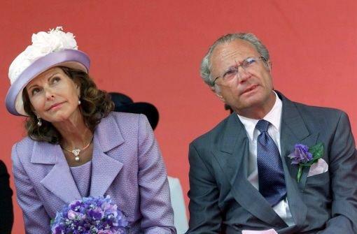 Wirtin weist schwedisches Königspaar ab