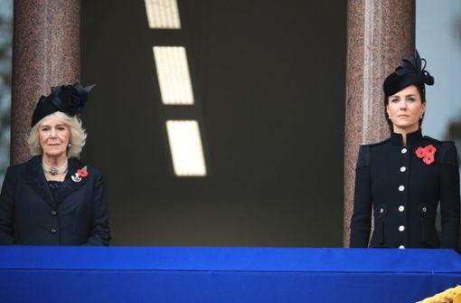 Herzogin Kates Outfit begeistert bei der Gedenkfeier