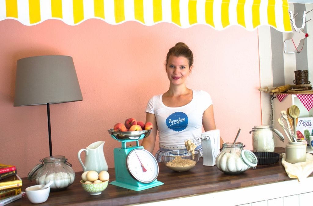 Neu bei Stuttgarts Soulkitchen dabei: Food-Bloggerin Peppa Jane. Foto: Peppa Jane