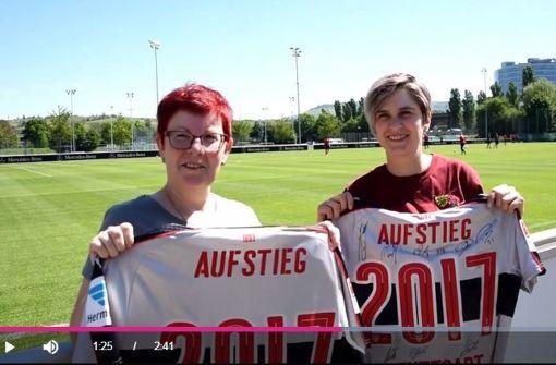 So fiebern die VfB-Fans dem Aufstieg entgegen