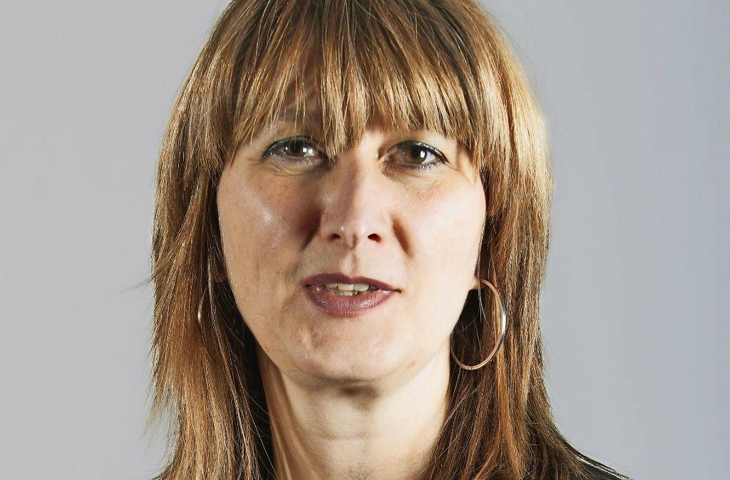 Martina Ueberschaar kämpft gegen eine IHK-Pflichtmitgliedschaft. Foto: StZ