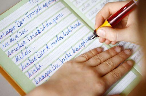 Aus fürs Schreiben nach Gehör