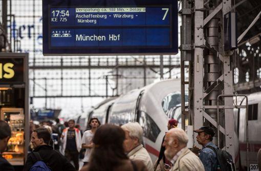 Bahn muss Fahrgästen deutlich höhere Entschädigungen zahlen