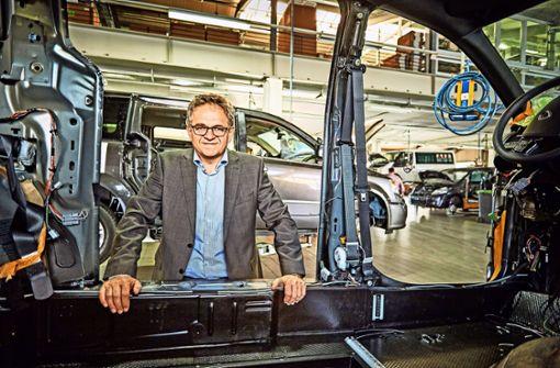 Wie ein Unternehmer von der Alb autonomes Autofahren möglich macht
