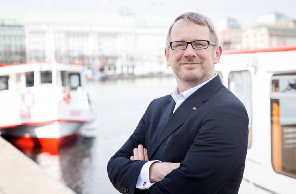 Er twittert am meisten: Der SPD-Abgeordnete Johannes Kahrs. Foto: Johannes Kahrs, MdB