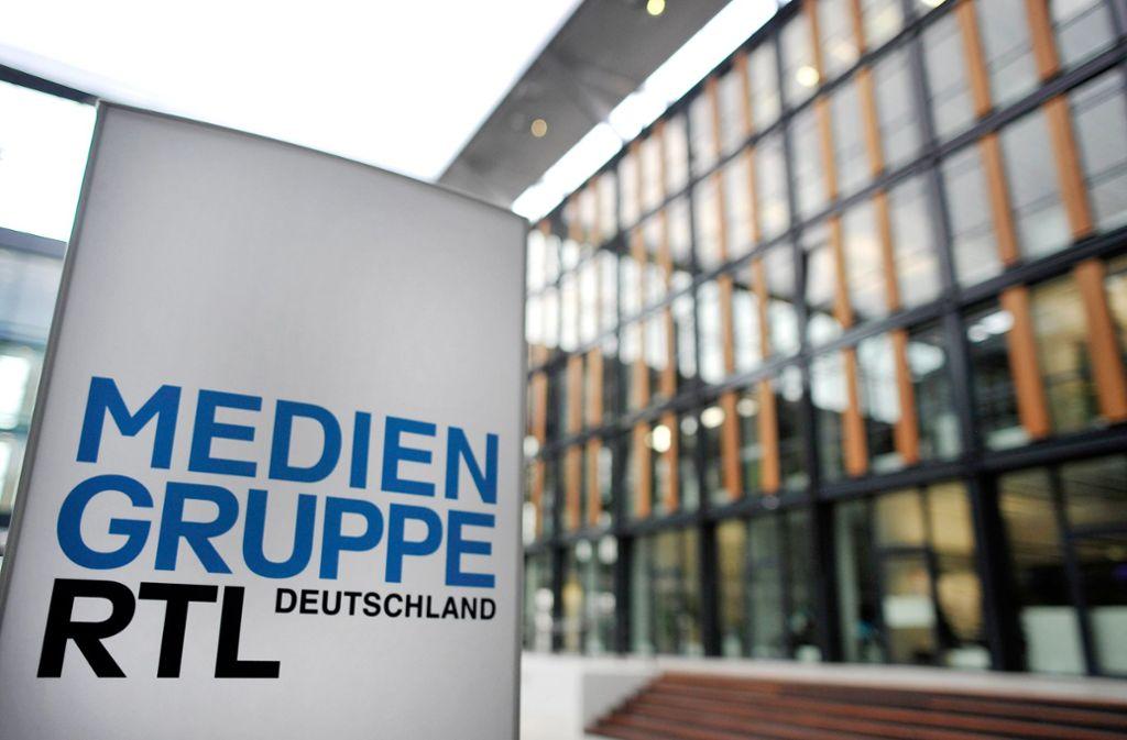 Trotz der Räumung soll der Sende- und Produktionsbetrieb bei RTL  aufrechterhalten werden. (Archivbild) Foto: dpa/Henning Kaiser