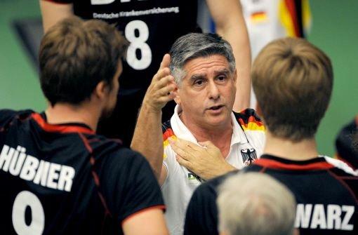 Volleyballer kämpfen um die Weltliga