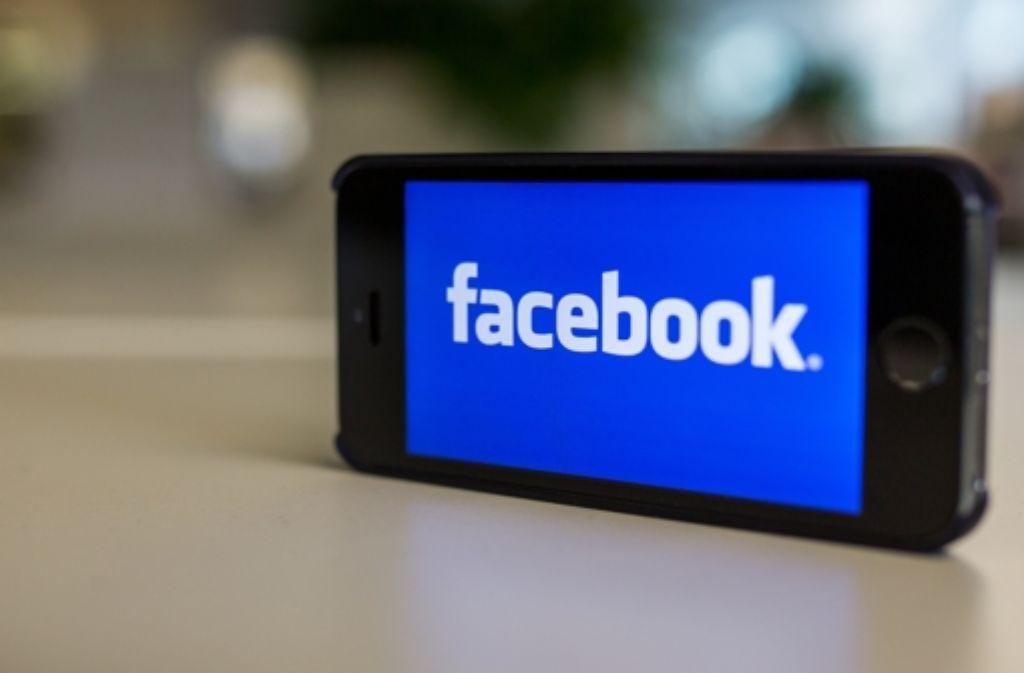 Auch Facebook spendet für Nepal.  Foto: dpa