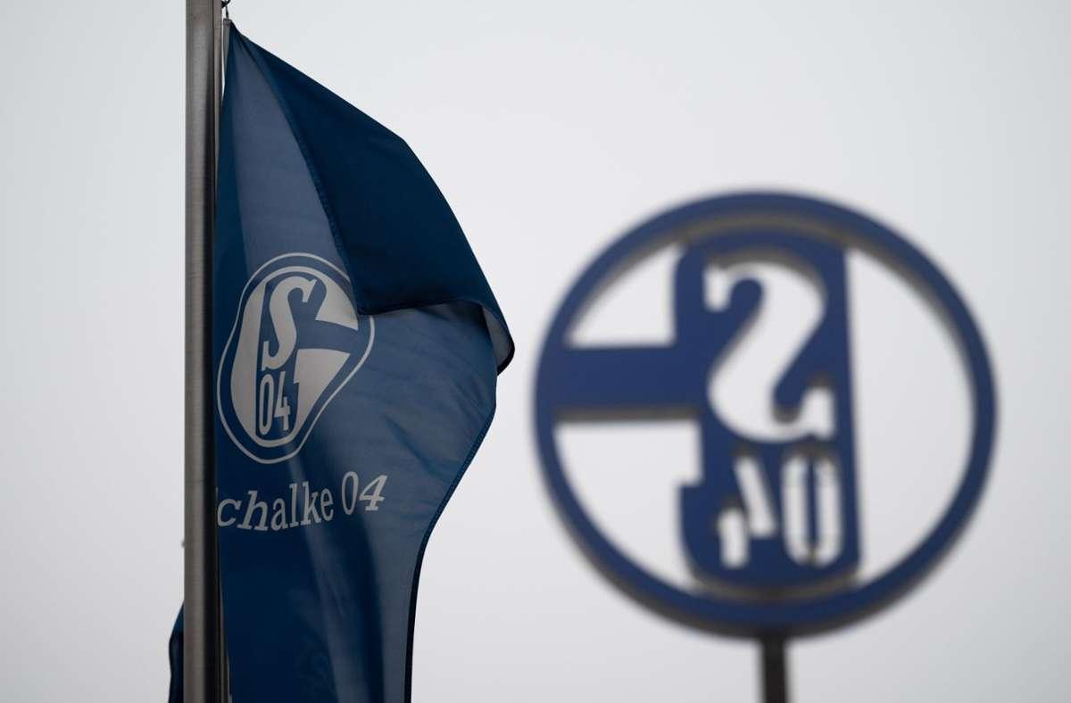 Schalke 04 sucht einen neuen Trainer. Foto: dpa/Fabian Strauch
