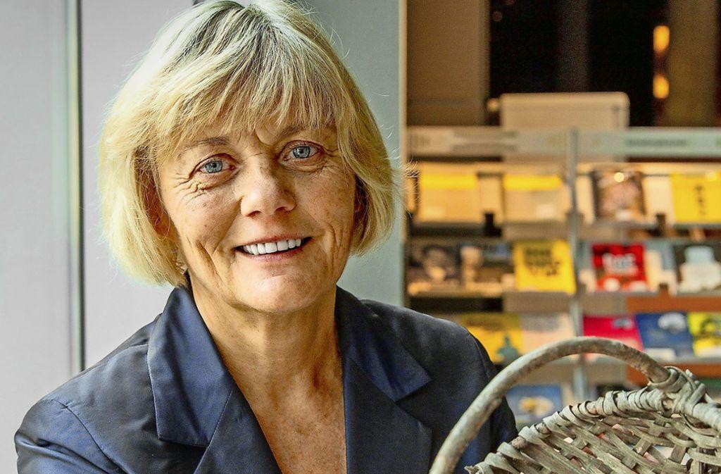 Neue Museumschefin: Paula Lutum-Lenger Foto: Lichtgut/Leif Piechowski