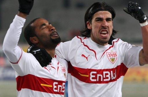 Ex-VfB-Spieler bedauern den Abstieg