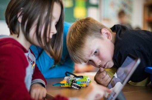 Herausforderung digitale Schule