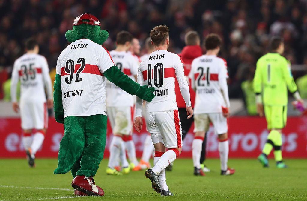 Stuttgart Gegen Hannover