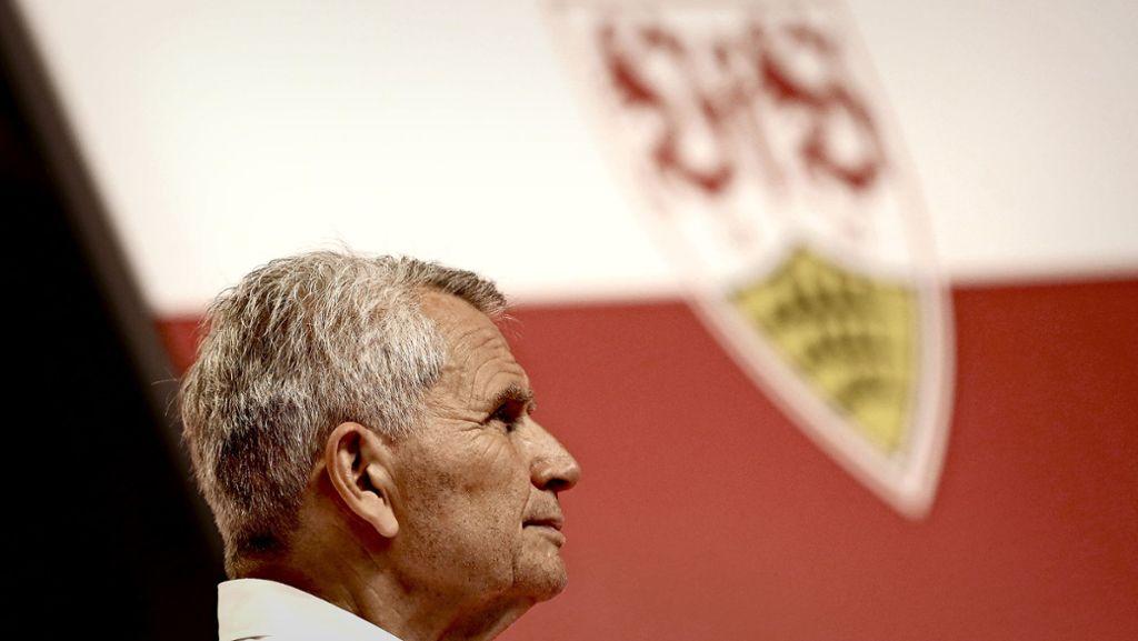 Wolfgang Dietrich und die Vertrauensfrage