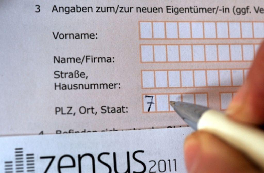 Die Ergebnisse des Zensus' sind für Stuttgart ernüchternd. Foto: dpa