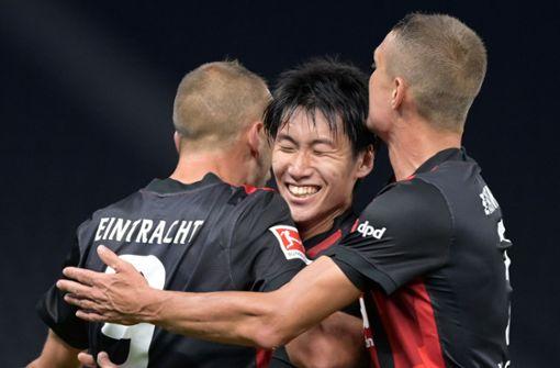 So denkt man beim VfB über Eintracht Frankfurt