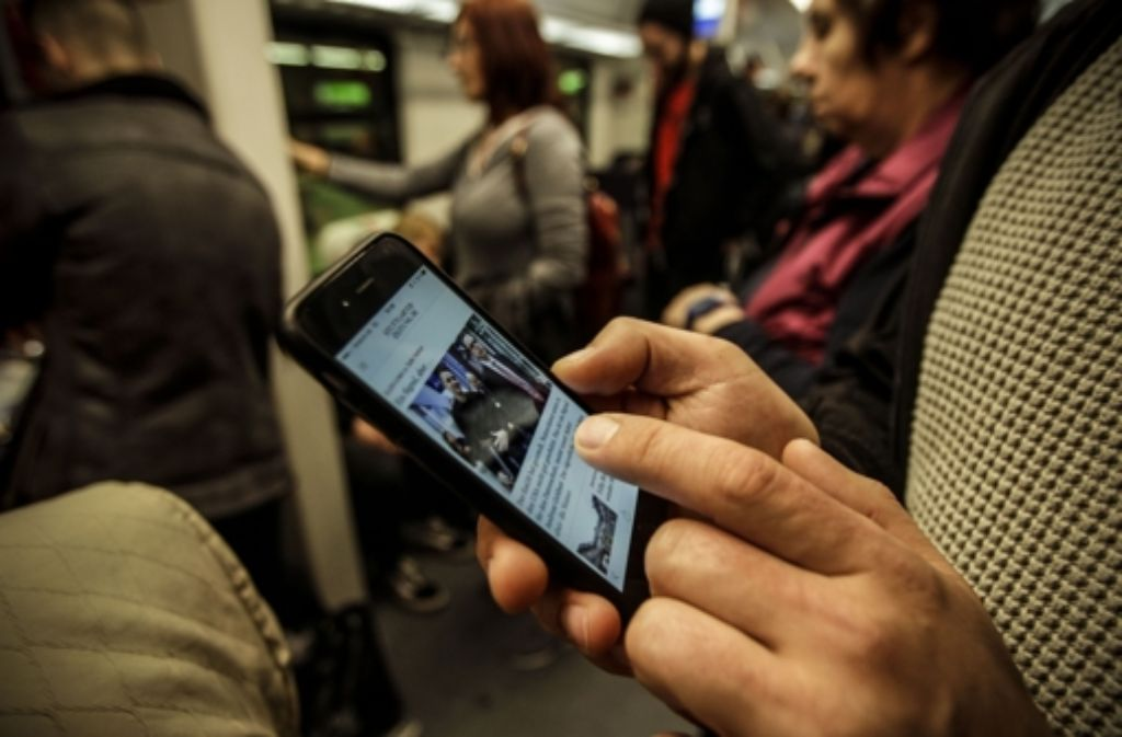 Der Datenempfang in den S-Bahnen soll verbessert werden. Foto: Lichtgut/Leif Piechowski