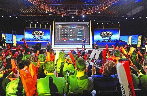 E-Sport kämpft um Anerkennung