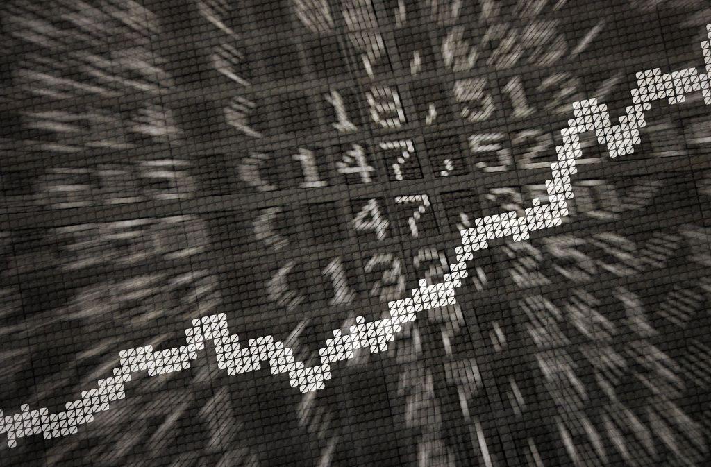 Der Dax hat erstmals in seiner Geschichte die Marke von 13000 Zählern durchbrochen. Foto: dpa