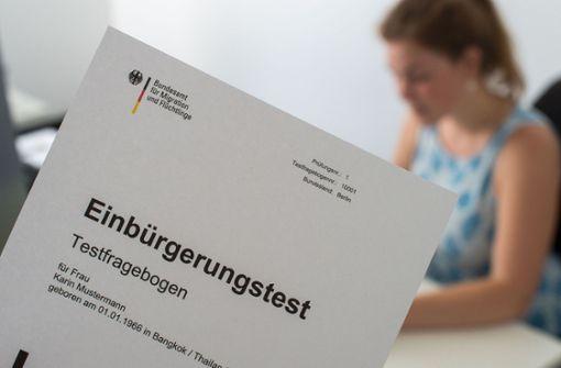 Könnten Sie diese Fragen über Baden-Württemberg beantworten?