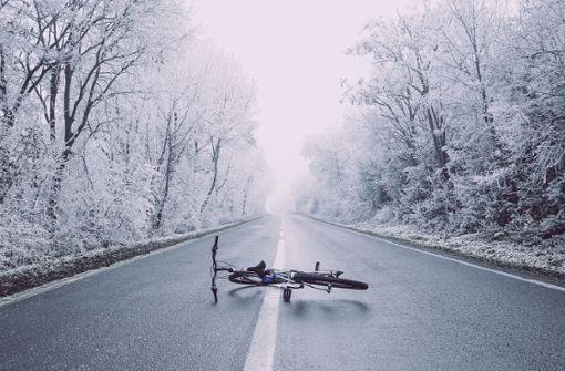 Radlerin wird ohnmächtig
