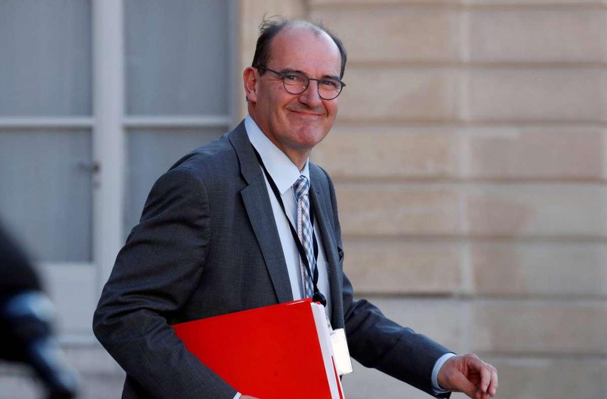 Jean Castex wurde von Emmanuel Macron zum neuen Premierminister ernannt. (Archivbild) Foto: AFP/GONZALO FUENTES