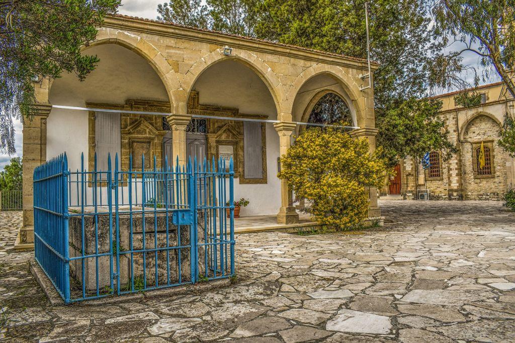 Hier die türkische Architektur im Norden der Insel.  Foto: Pixabay