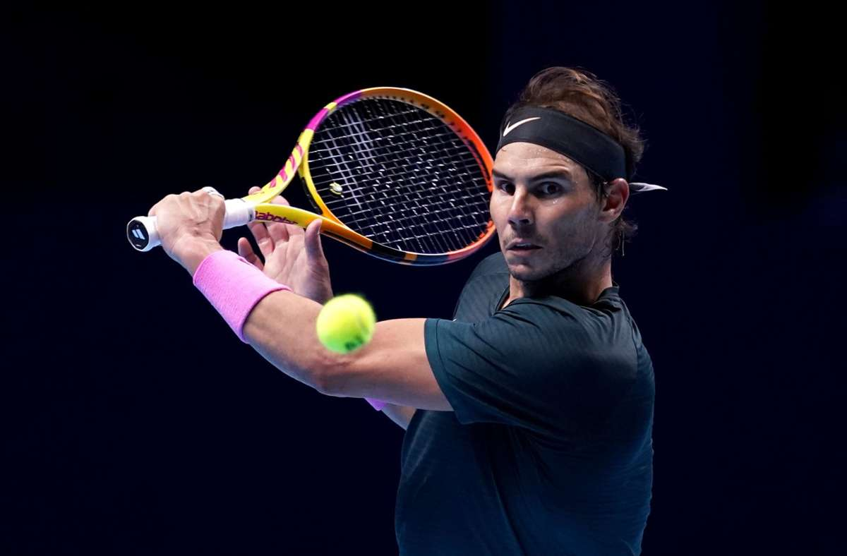 Wimbledon und Olympia finden ohne Rafael Nadal statt. Foto: dpa/John Walton