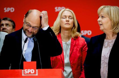 Wie aus dem Schulzzug ein Trauerzug wurde