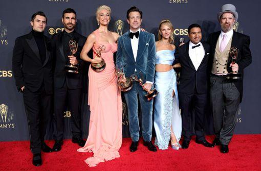 Die Emmys lieben Fußball, die Queen und Schach